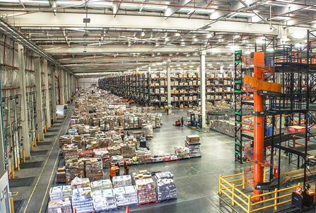 Middle East Overseas Warehousing